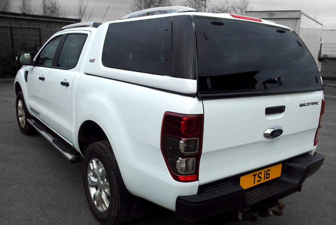 Ford Ranger Carryboy