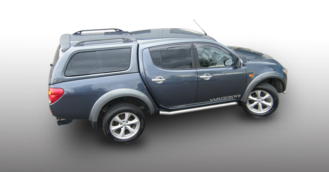 Mitsubishi L200 - Carryboy 560 Leisure