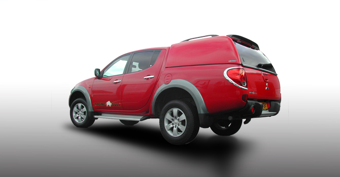Mitsubishi L200 - Carryboy 560 Commerce